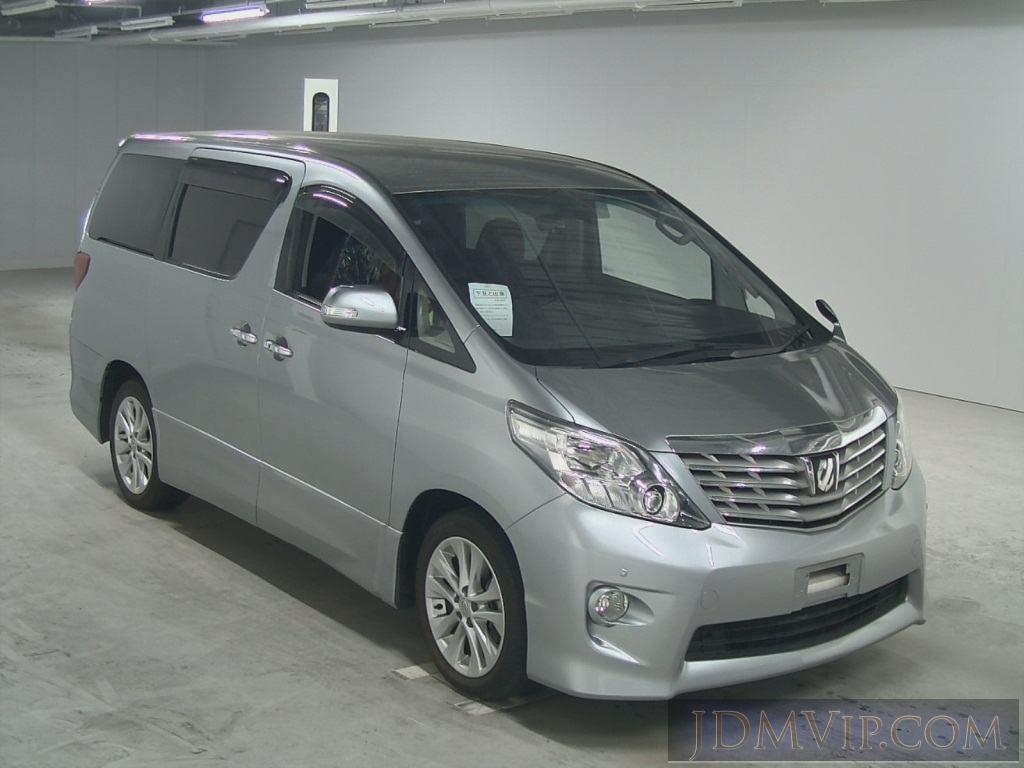 Kelebihan Kekurangan Toyota Alphard 2008 Perbandingan Harga