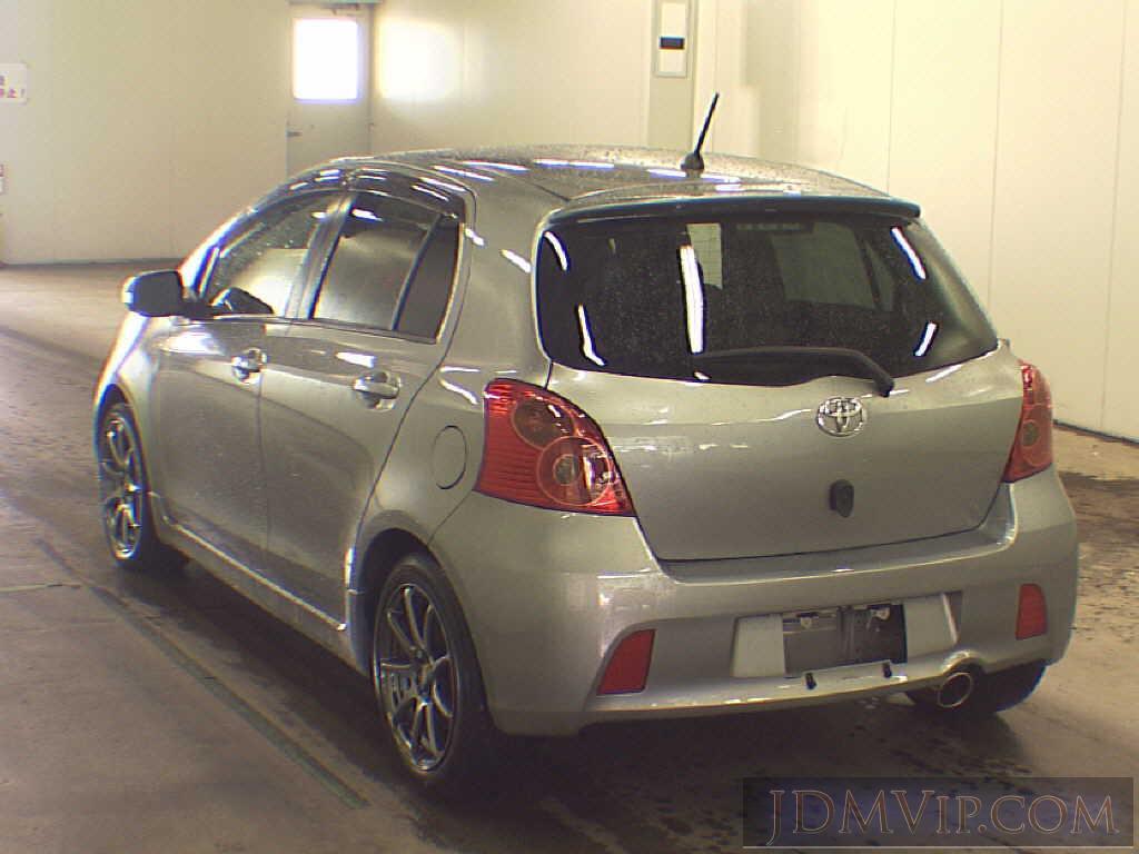 2008 Toyota Vitz Rs Ncp91 50175 Uss Tokyo 262503