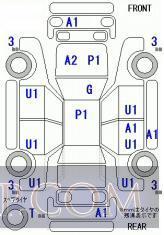 2009 MAZDA DEMIO  DE5FS - 5460 - Honda Kansai
