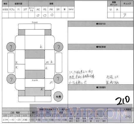 2009 MITSUBISHI I-MIEV  HA3W - 210 - ORIX Kobe Nyusatsu