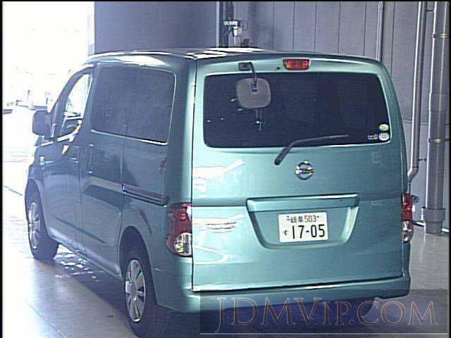 2009 NISSAN NV200 16S M20 - 7002 - JU Gifu