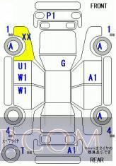 2010 MAZDA DEMIO  DE5FS - 5146 - Honda Kansai