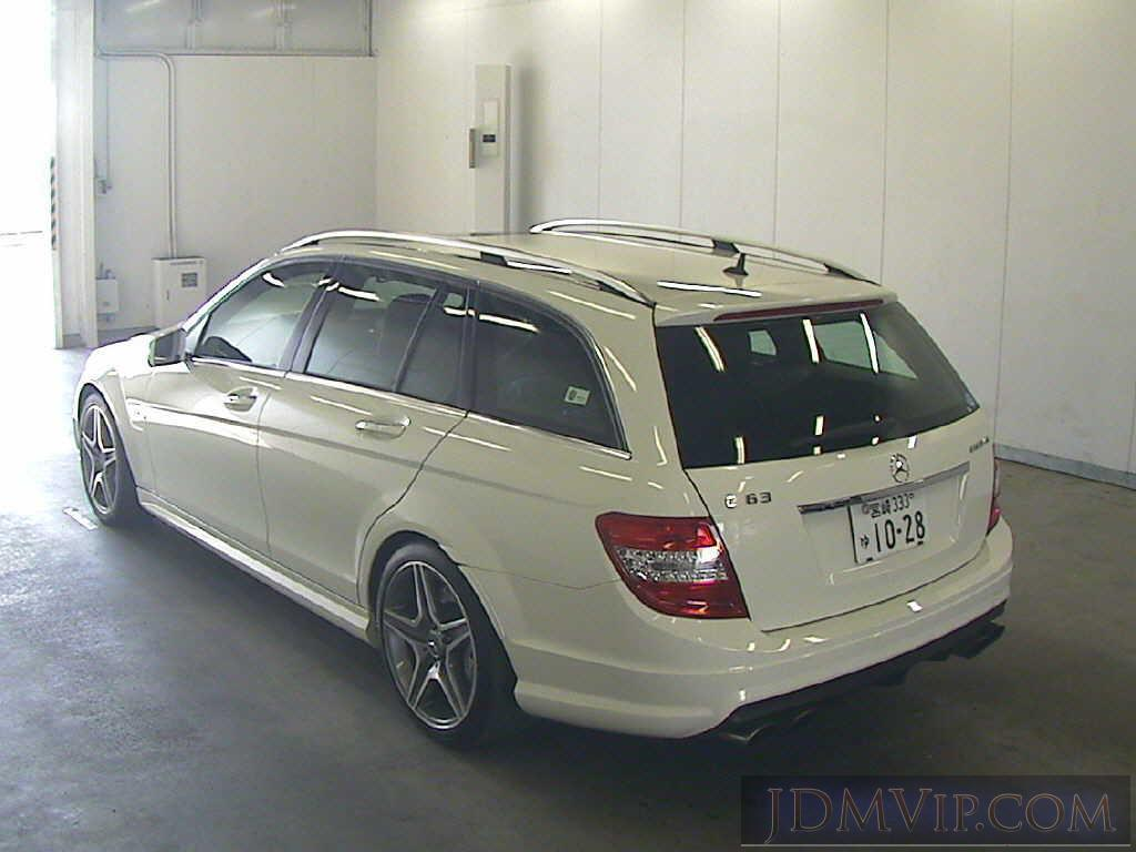 2010 OTHERS MERCEDES BENZ C63_AMG 204277 - 59154 - USS Kyushu