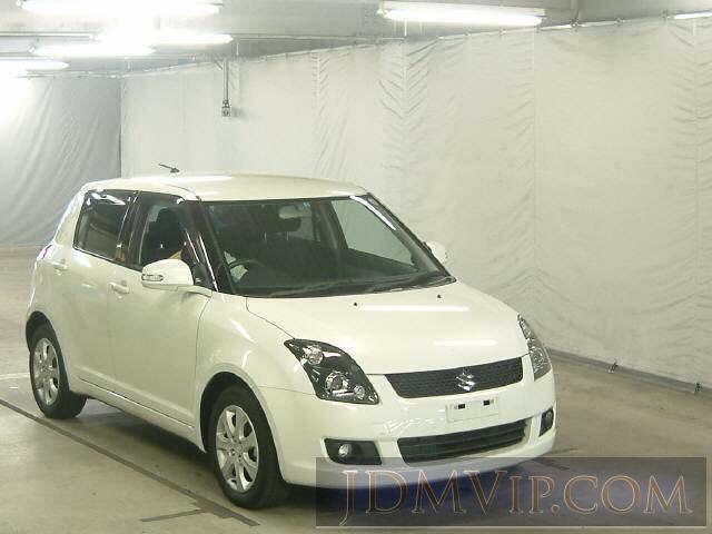2010 SUZUKI SWIFT 4WD_XG_C ZD11S - 1290 - JAA