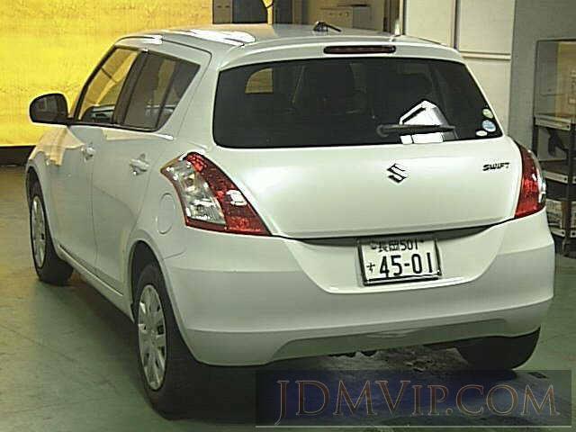 2011 SUZUKI SWIFT 4WD_XG ZD72S - 5023 - JU Niigata