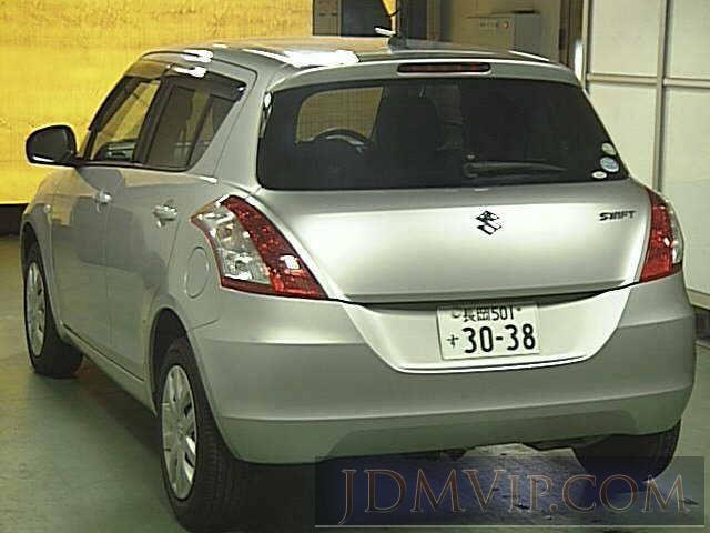 2011 SUZUKI SWIFT 4WD_XG ZD72S - 3143 - JU Niigata