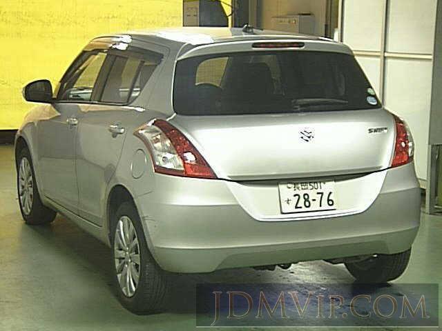2011 SUZUKI SWIFT 4WD_XL ZD72S - 5029 - JU Niigata