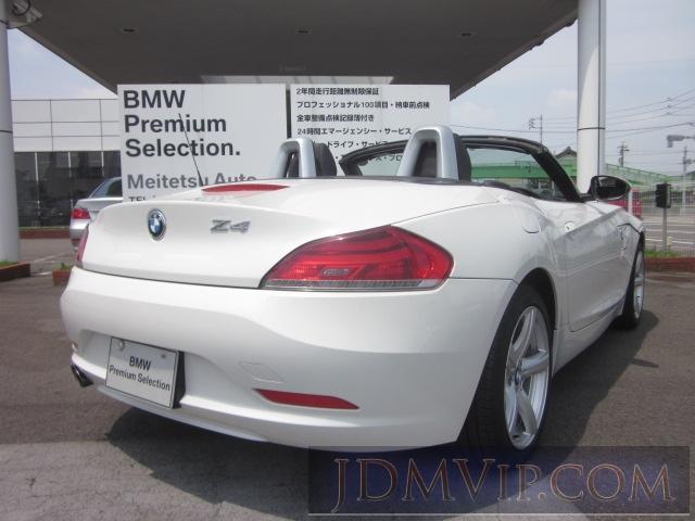 2012 BMW BMW Z4 sDrive20i LL20 - 25054 - AUCNET