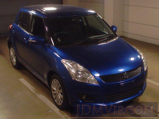 2012 SUZUKI SWIFT 4WD_XS ZD72S - 718 - TAA Kinki