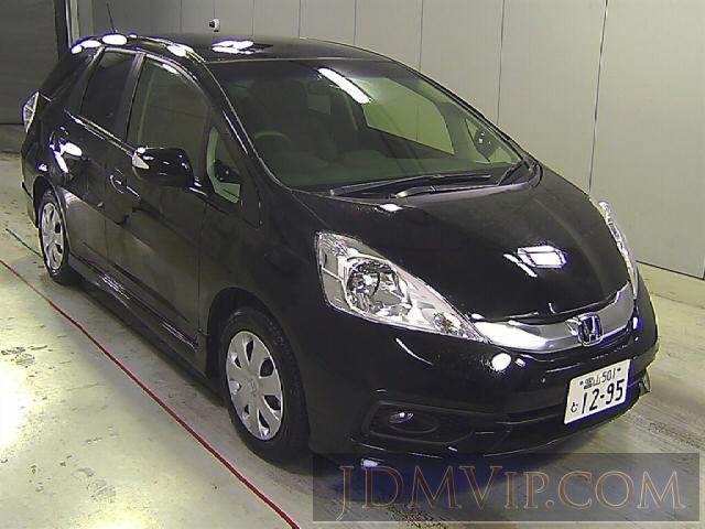 2013 HONDA FIT SHUTTLE 15X GG7 - 3510 - Honda Nagoya