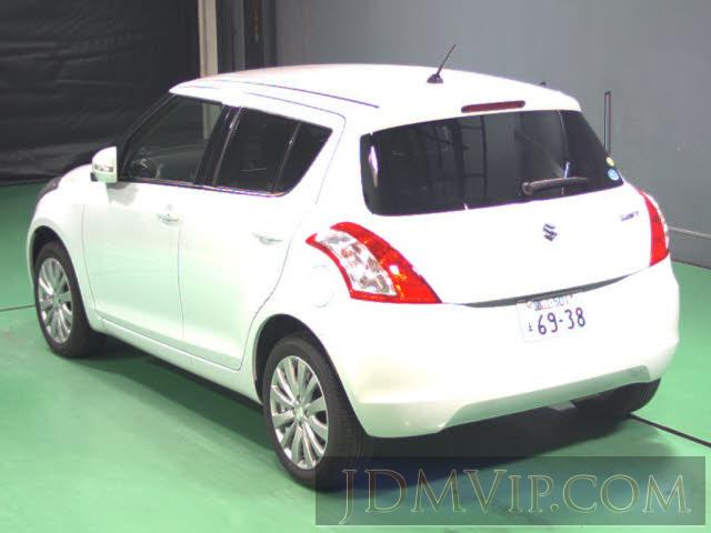 2013 SUZUKI SWIFT XL_4WD ZD72S - 3109 - CAA Gifu